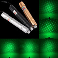 Super Deal 1Pcs Outdoor 1mW Laser Pointer Pen 532nm Zoomable Adjustable Focus Beam Hot Selling