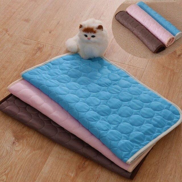 Large Summer Cooling Dog Mat 3