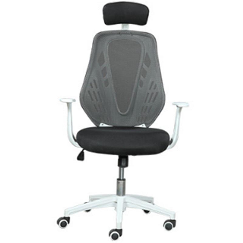 Luxury Quality W021 Live Poltrona Gaming Silla Gamer Breathable Cushion Lacework Chair Steel Feet Ergonomics Office Furniture