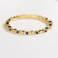 الصلبة 14 كيلو الذهب الأصفر خاتم الياقوت الطبيعي المرأة خاتم الخطوبة الزفاف الفرقة غرامة المجوهرات العصرية