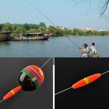 5Pc Red Rock Sea Fishing Anti Wind Bar Cara Rod Bobber Float Stoppers Fishing Tackle  Fishing accessories