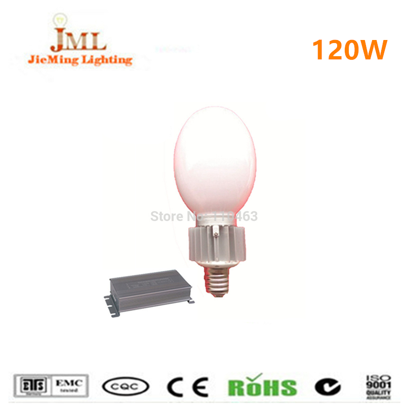 Solar light 120w 8400lm induction separated bulb lamp fluocerent light ballast replace 150~200W MPL HIP