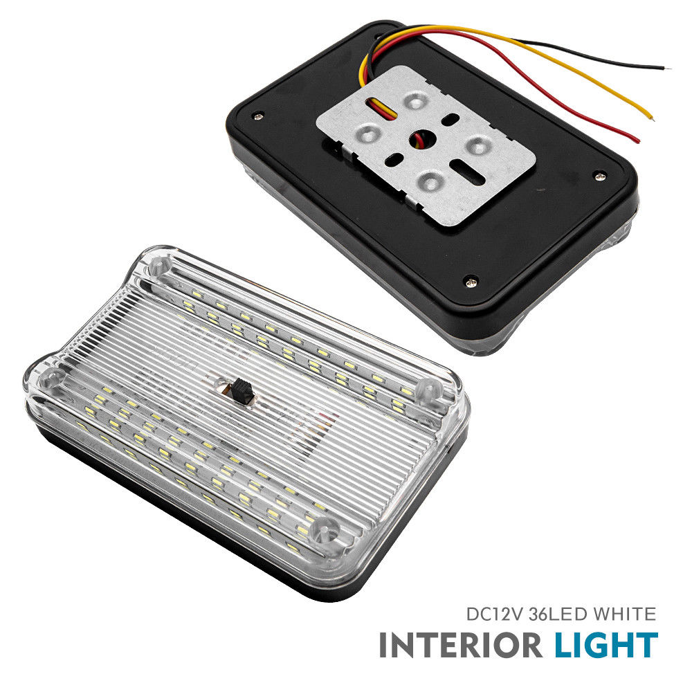 36 LED Light Bulb Interior 12V White Car Van Roof Dome For Sprinter VW Transit