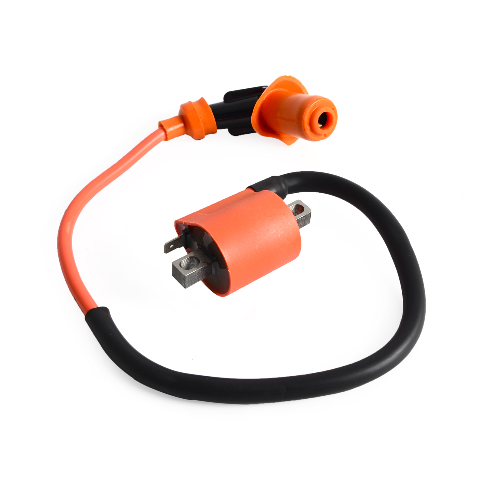 medium resolution of racing ignition coil for yamaha pw50 pw80 yfm350 450 raptor 250 125 warrior bigbear 250 350 in motorbike ingition from automobiles motorcycles on