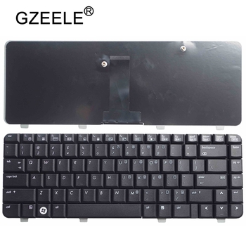 GZEELE New FOR HP 530 hp530 US English laptop keyboard black цена 2017