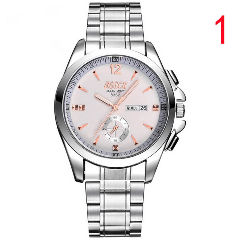 zou's men's non-mechanical watch waterproof fashion models automatic quartz watch ultra-thin fashion men's new counter