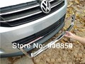ABS Chrome Front Surround Grill Grille Cover Trim Fit For Volkswagon VW Tiguan 2009-2012