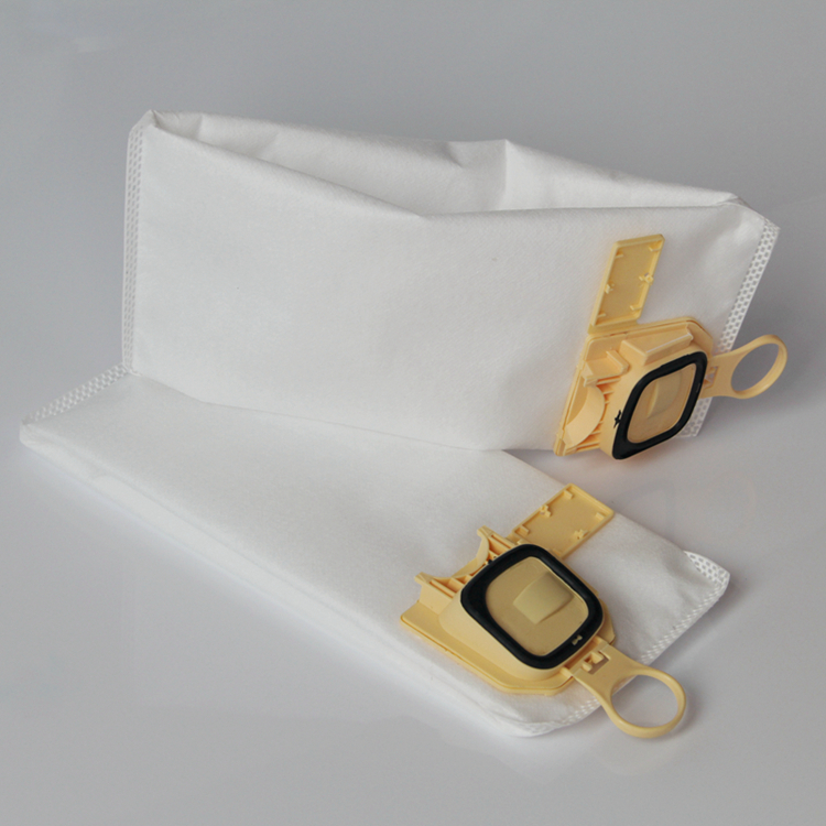 6pcs of vacuum dust bags design to fit Vorwerk VK140 FP140 VK150 FP150 Kobold150 Free shipping 6pcs high efficiency dust filter bag replacement for vk140 vk150 vorwerk garbage bags fp140 bo rate kobold vacuum cleaner