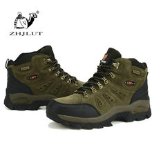 High Quality Unisex Hiking Shoes New Autumn Winter Brand Outdoor