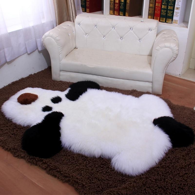 Carpet Soft Artificial Wool Sheepskin