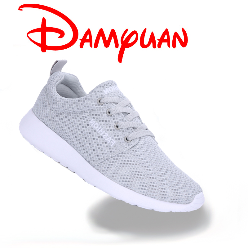 Lacing Style Strong Colour Breathable Cozy Footwear Males's Operating Footwear Couple Lover Light-weight Footwear Huge Plus Measurement 45