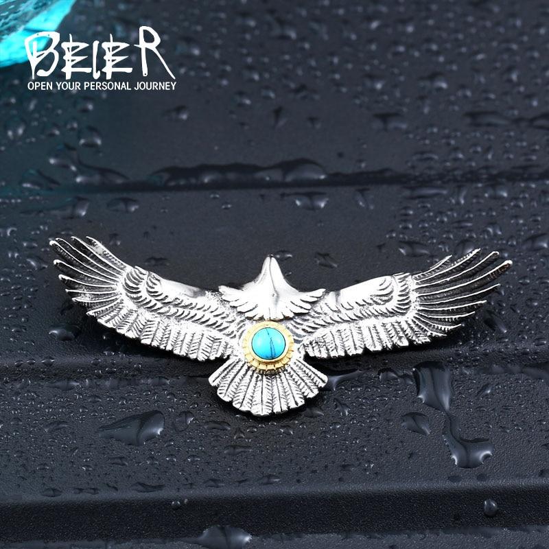 BEIER Stainless Steel Unique Design Unique Cool Men's Sword Necklace Fabrika Pendant, Drop me shumicë Pricemimi me shumicë Mbështetur BP8-192