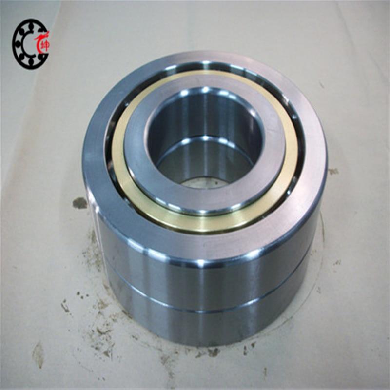 80mm diameter Angular contact ball bearings 7416 B 80mmX200mmX48mm,Contact angle 40,ABEC-1 Machine tool
