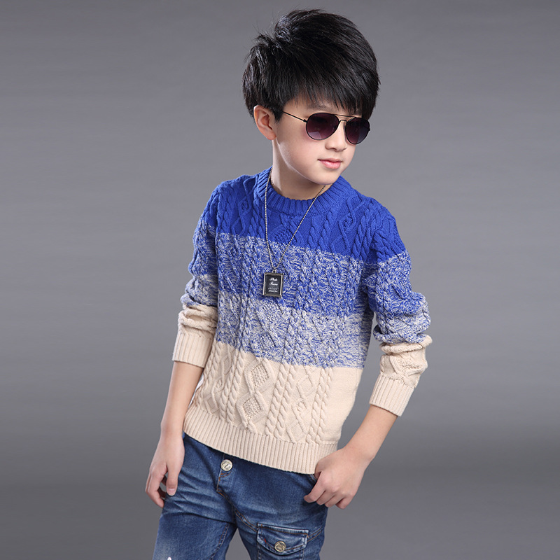Back to School Outfit Autumn Baby Boys Sweaters Striped Cotton Toddler Sweater Children Winter Clothes Fashion Children ClothingBack to School Outfit Autumn Baby Boys Sweaters Striped Cotton Toddler Sweater Children Winter Clothes Fashion Children Clothing