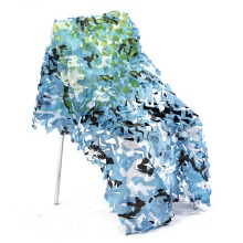 1x1m Camouflage nets Sun Shelter Hunting Camping Military Photography Outdoor Desert Woodlands Blinds Army Military