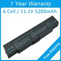 New 6 cell laptop battery VGP-BPL2.CE7 VGP-BPS2 for sony VAIO VGN-FS33B VGN-N38E/W VGN-SZ32CP VGN-S3XP VGN-S4HP VGN-FJ67GP/W