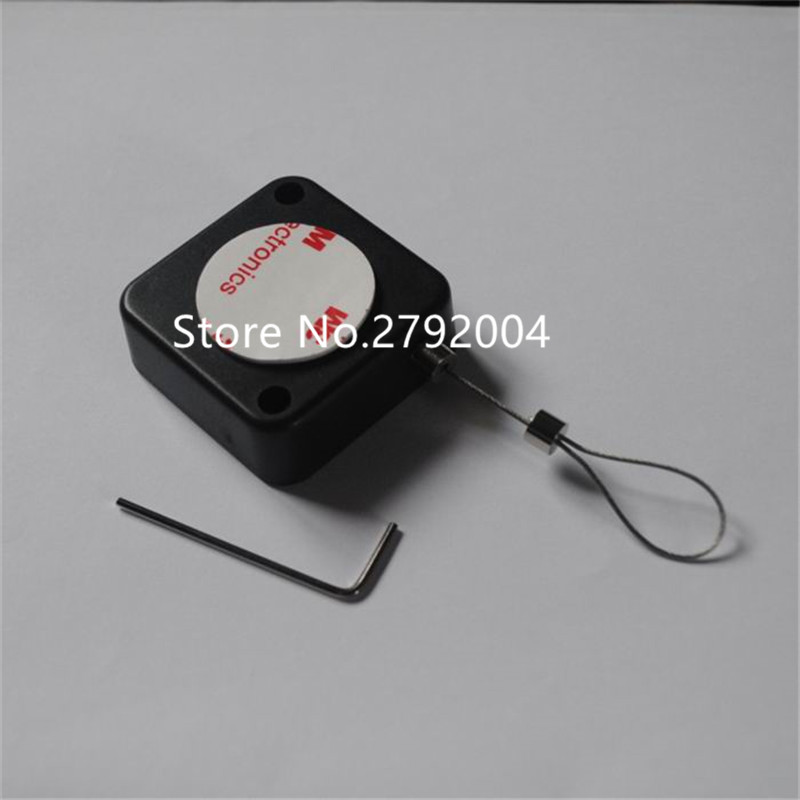 20pcs/lot Anti-theft Display Security Recoil Pull Box For Cell Phone/MP3/MP4