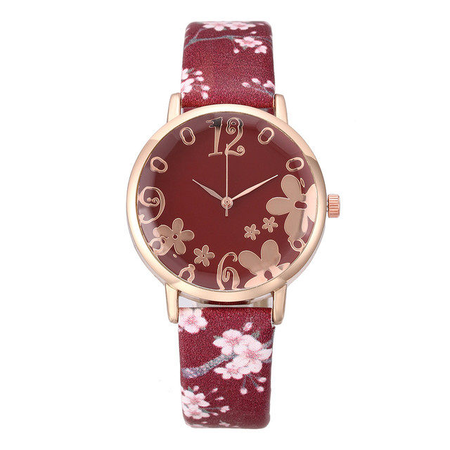 Women's Cherry Blossom Watch