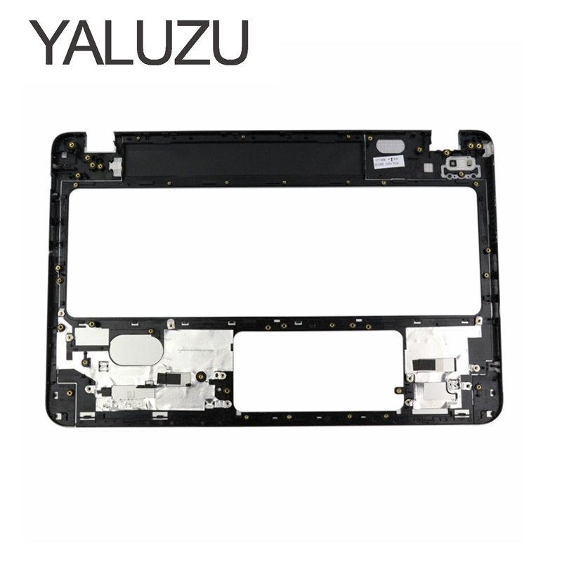 YALUZU New Top Upper Case Palmrest for HP ENVY M6 M6-N 774153-001 760040-001 US new top cover upper case for hp envy 15 j palmrest 720570 001 6070b0664001 silver