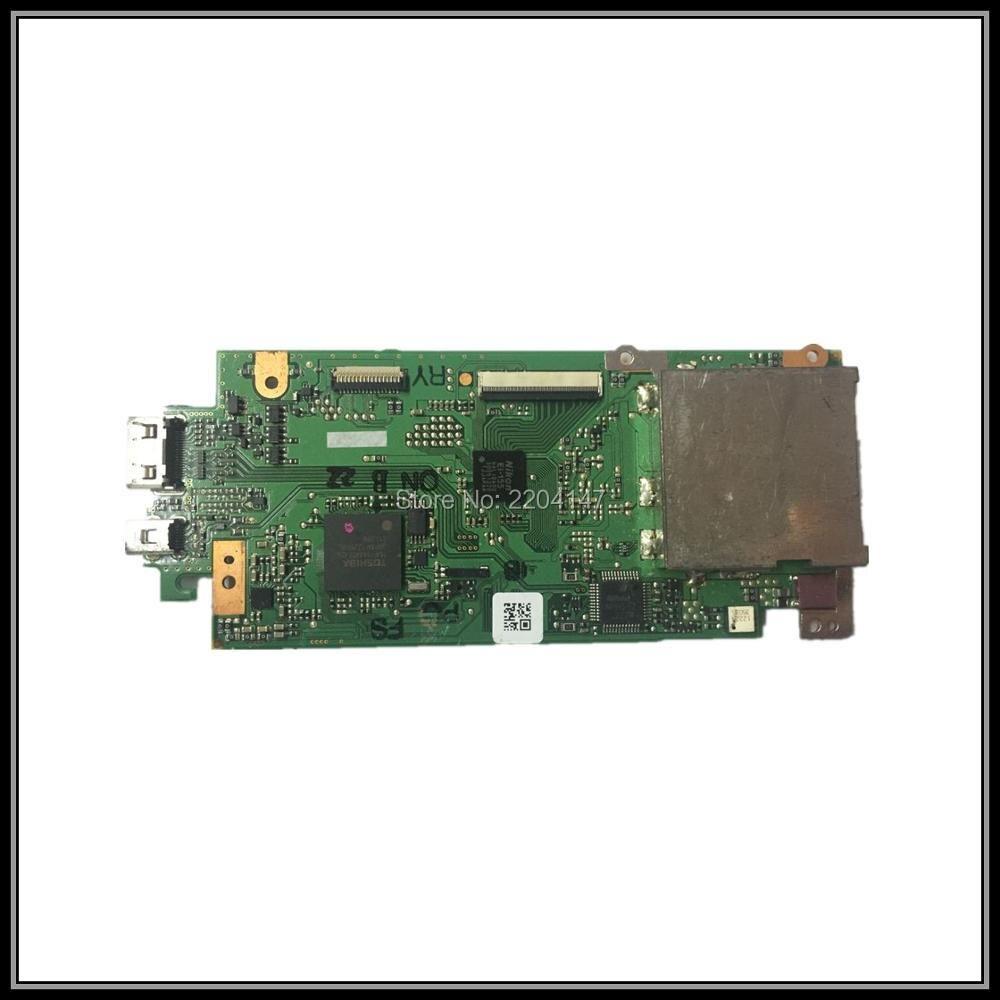 Original D5100 font b motherboard b font for Nikon D5100 main board Camera Repair Part free