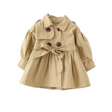 Xizhibao Spring Autumn Toddler Baby Coats With Fur Cotton