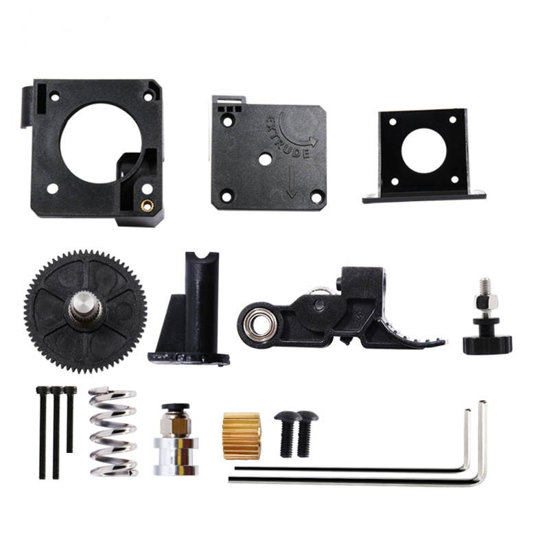 V6 Bowden Extruder for 3D printer parts
