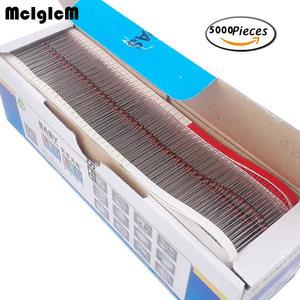 MCIGICM 5000pcs Rectifier Diode 1N4148 1N4001 1N4004 1N4007 UF4007 1N5817 1N5819 1N60P DB3
