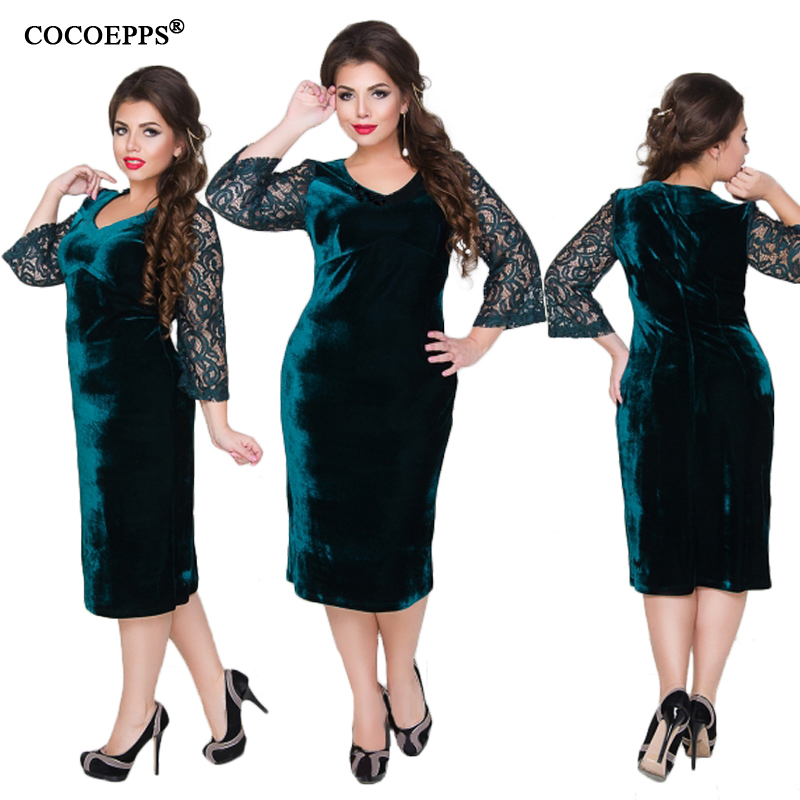 2018 L-6XL Summer Plus Size Women Dress Flower Print Large Size Fashion Dresses Casual Women Clothing Big Sizes Dress Vestidos 47