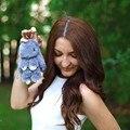 2016 New Rex Furs Rabbit Plush Toys Key Ring Keychain Pendant Bag Car Charm Tag Cute Mini Rabbit Toy Doll Real Fur Monster HK307