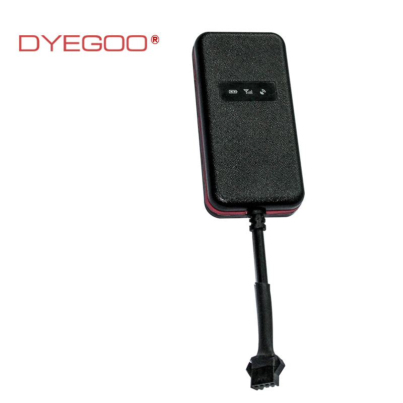 4 bands multi-function waterproof car gps tracker GT003  GPS data  high speed platform free shipping(China)