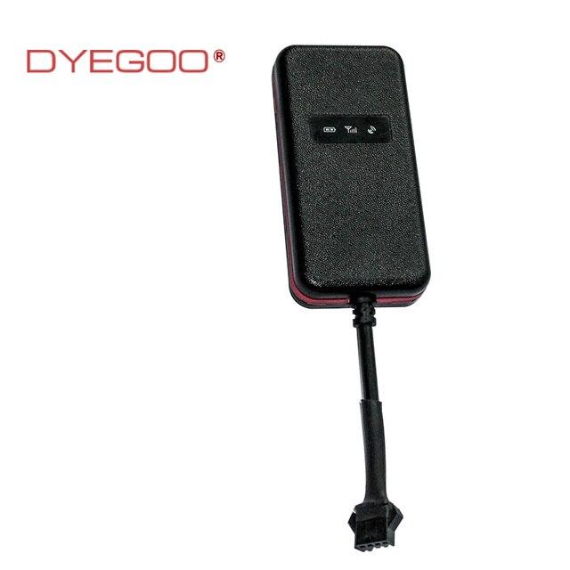 4 להקות רב פונקציה עמיד למים רכב gps tracker GT003 GPS נתונים במהירות גבוהה פלטפורמת משלוח חינם