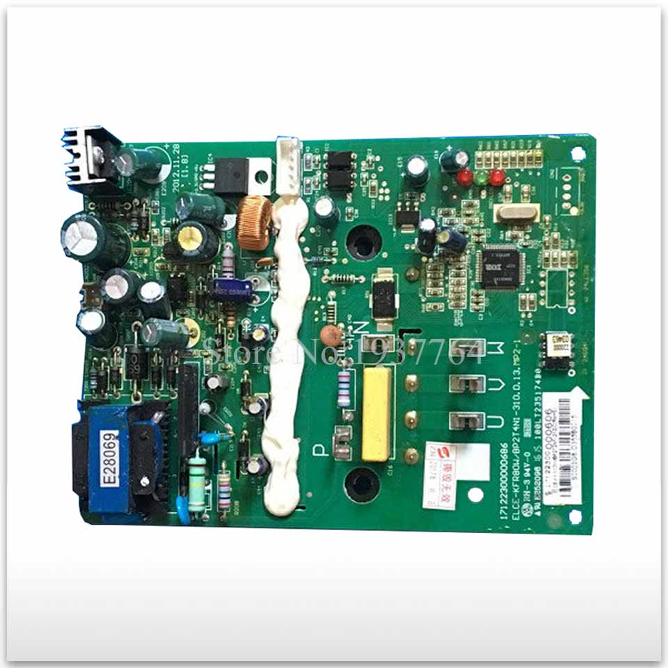 95% new & original for air conditioning Computer used board control board ELCE-KFR80W/BP2T4N1-310.D.13.MP2-1 V1.2 good working original lcd 40z120a runtka720wjqz jsi 401403a almost new used disassemble
