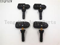 XYQPSEW 4 Новый OEM 2014-2015 датчик давления на обод колеса TPMS клапан для Jeep Cherokee Ram 68239720AA