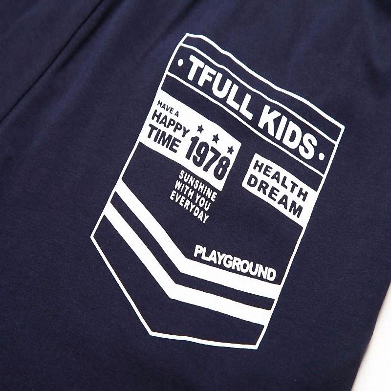 boy sport stripe clothing set (11)