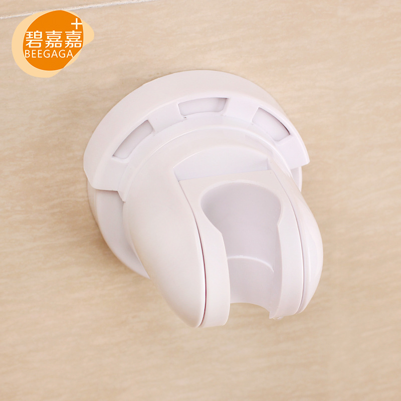 Adjustable Shower Head Stand Bracket Holder with Self Adhesive ...