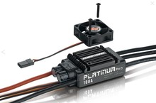 Original Hobbywing Platinum 100A V3 High Performance ESC for Align TREX 550 600 700 RC Helicopter Fixed Wing