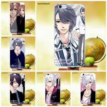 Soft Fashion For Apple Iphone X Xs Max Xr  5c Se  8 Plus X Anime Brothers Conflict