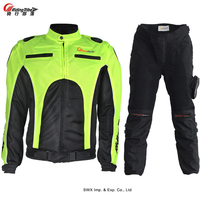 Motorcycle suit Riding Tribe Cross country rally racing motocross jacket pants off road breathable spring summer protective gear
