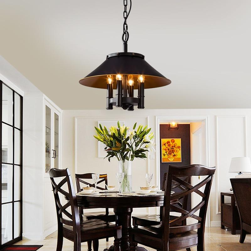 Amerikaanse stijl landelijke hanglamp woonkamer entree gang gangpad ...