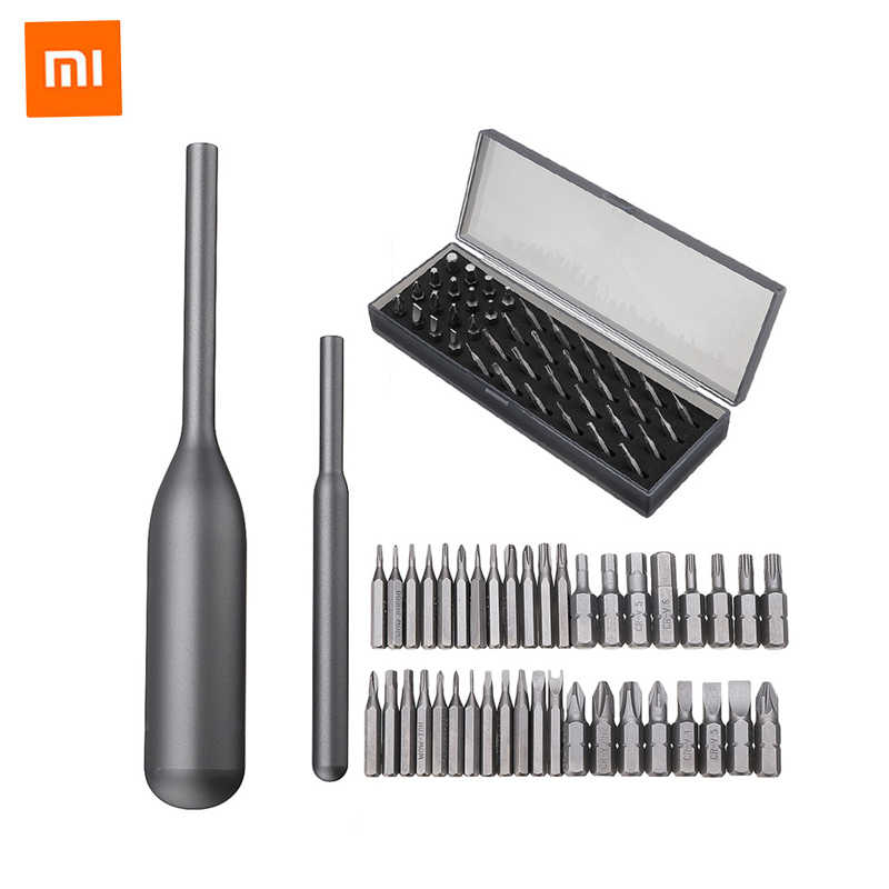 XIAOMI Wowstick 42 in 1 Screwdriver Kit Portable Precision Multi-function Screwdriver Repair Tools