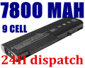 Batería del ordenador portátil para hp compaq business notebook 6530b 6535b 6730b 6735b elitebook 6930 p 8440 p 8440 w 6440b 6445b 6450b 6540b 6545b
