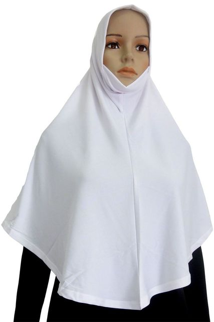 Envío libre Tradicional ropa Larga Musulmán Hijab Árabe Jilbab Musulmán de Oración musulmán Bufanda Mujeres cubierta de la Cara Niqab 70105