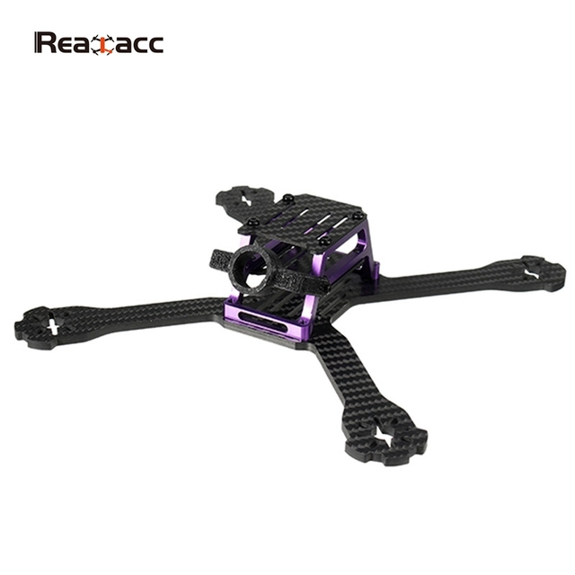 Hot Sale Realacc Hawks 220mm Carbon Fiber 4mm Arm FPV Racing Frame ...