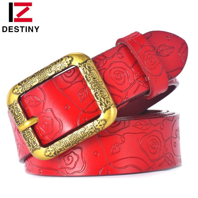 DESTINY Designer Belts Women