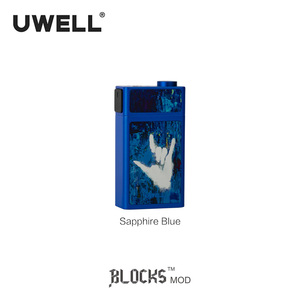Image 4 - В наличии! Блок мод UWELL Squonk, аккумулятор 18650, 90 Вт, 15 мл, герметичный разъем 510, моды для электронных сигарет