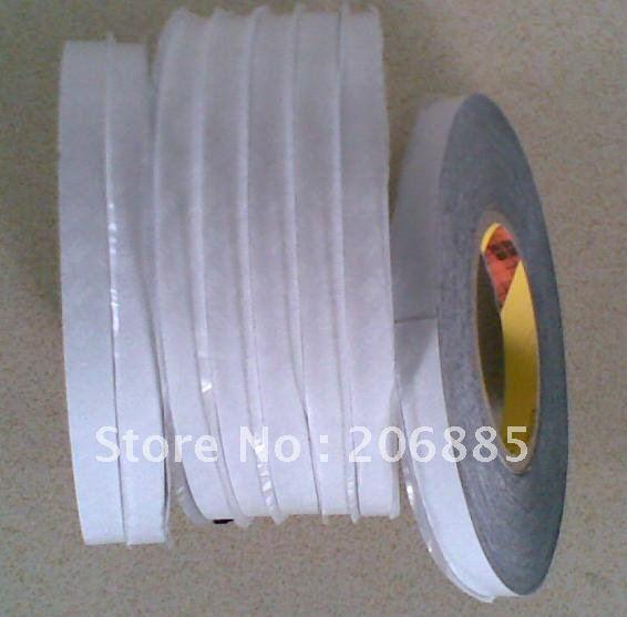 3 м 9448A черный два уход за кожей лица ткань клейкая лента/10 мм* 50 м/10 рулонов/лот