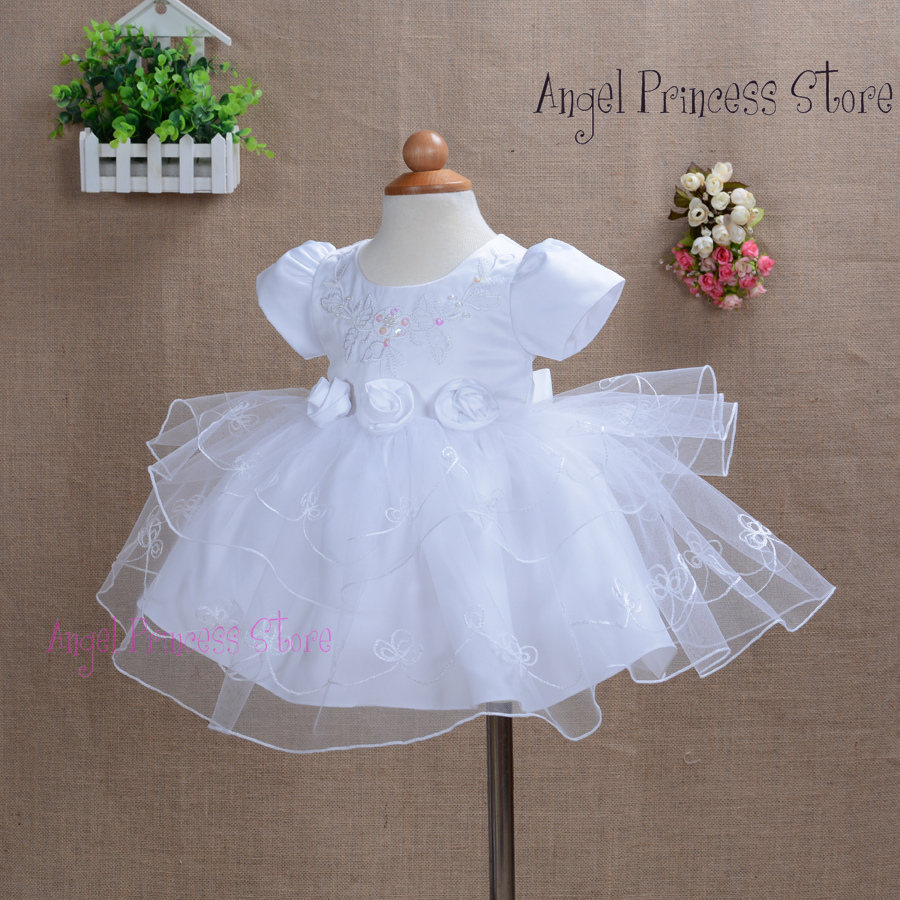 Robe ceremonie bebe fille 18 mois