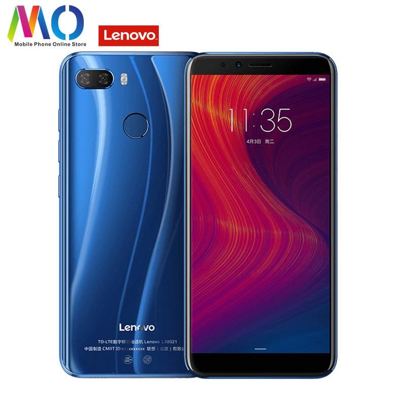 Фото. Lenovo K5 играть телефонном глобальном версии 4G B20 Смартфон Android мобильного телефона Восьмиядер