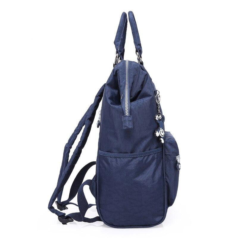 TEGAOTE Women School Backpack for Teenage Girl Mochila Feminina Travel  Backpacks Nylon Waterproof Casual Laptop Bagpack Female Tags  8c169e490e1b5