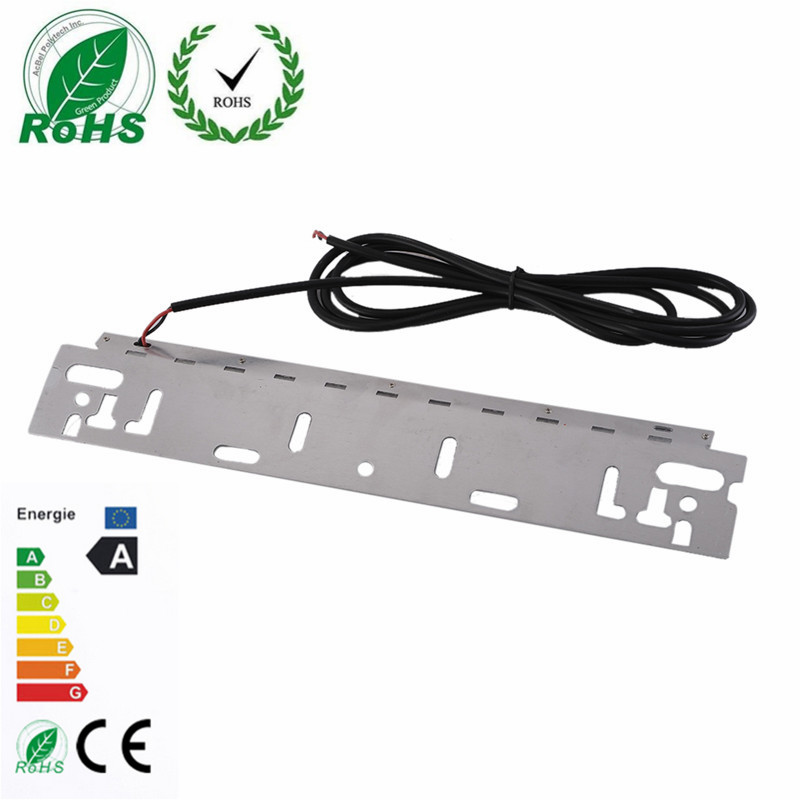 12W 12 SMD 550Lm Number Licence Plate Lamp Rear Tail Lamp Truck Trailer Lorry Auto Brake